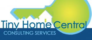 "logo for Tiny Home Central reads ""Tiny Home Central Consulting Services"""