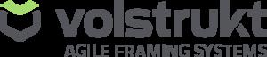 logo reads Volstrukt Agile Framing Systems