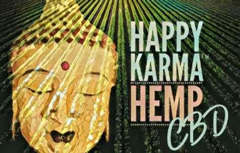 Happy Karma Hemp logo