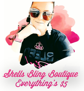 photo of a women in big sunglasses and dangling earrings with pink background reads
