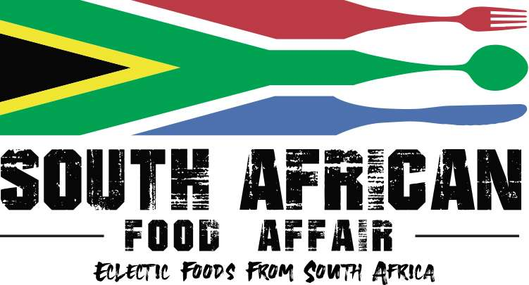 logo for South African Food Affair