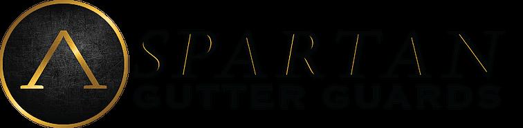 logo spartan gutter & guards