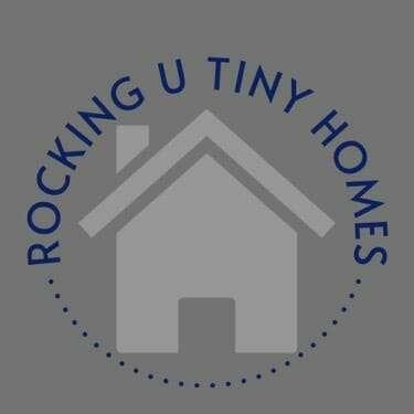 Logo for Rocking U Tiny Homes