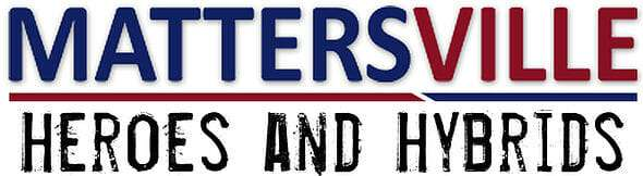 logo reads Mattersville Heroes and Hybrids